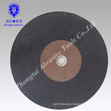 Abrasive disc type cutting and grinding discs
