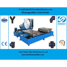 *Sdf90/315mm Workshop HDPE Pipe Fittings Butt-Welding Machine