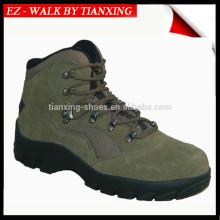 кожа Открытый ботинки hiker