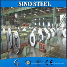 T2 SPCC Monsieur électrolytique étain revêtement acier fer blanc bobine