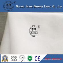 Fabricante no tejido de la tela de Spunlace llano hidrofílico de la calidad confiable