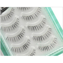 OEM High Quality 3D Handmade Natural Lashes Eyelashes for Cosmetic
