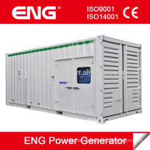 soundproof canopy & open type 800kw generator price with Cummins diesel engine