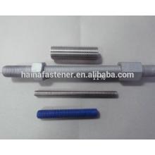 Duplex Thread Rod,Stud Thread Rod With Nut, UNS32205/S31803