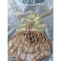 JINSHENG 8 head Taping/Cording Embroidery Machine