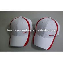 Рекламная дешевая спортивная кепка и шапка с плоской вышивкой