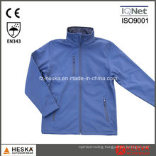 Cheap TPU and Fleece 3 Layer Outdoor Softshell Jacket