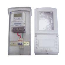 Single-Phase Intelligent Card Meter Box