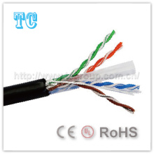 Ce Certificate Cat 6 UTP Outdoor Network Cable
