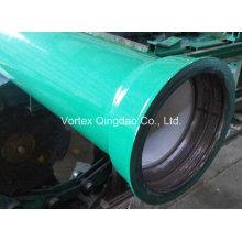 Polyurethane Coating Ductile Iron Pipe