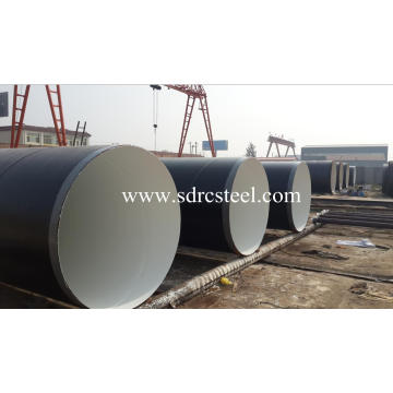 3PE Coating SSAW Spiral Pipe