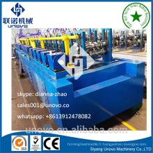 Machine de fabrication de boîtes de distribution en forme d'oméga