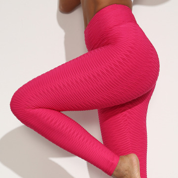 HITAM RUCHED BUM DETAIL LEGGING
