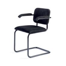 Marcel Breuer tubular steel chair Knoll Cesca chair