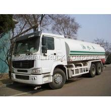Резервуар для грузового автомобиля 4X2 с грузовым чистым насосом (QDZ5140GSSB)