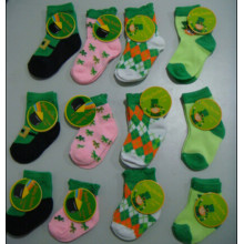 Colorful Socks Fancy Crew Socks Children Socks