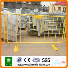 China PVC beschichtete Crowd Control Barrier