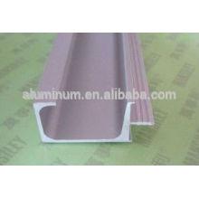 Perfil de alumínio para móveis