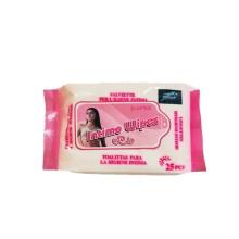 Lingettes humides pour femmes de soins de la peau Best-seller