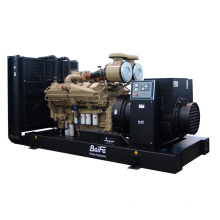 Bf-C1000-60 Baifa Cummins Series Open Type Diesel Genset