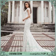 Shiny Meerjungfrau Brautkleid erstklassige Braut Kleid Hersteller Großhandel Brautkleider Kleider Pailletten Brautkleid