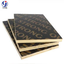 linyi brown black cheap price film faced plywood manufacturer