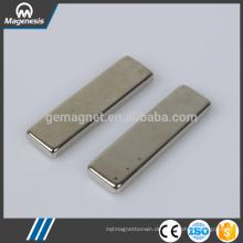 Guter Ruf Premium Qualität N35m Block ndfeb Magnete