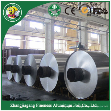 Excelente calidad Nueva llegada rollo papel aluminio fábrica de papel