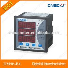 DM96-E4 Digital multifunction meter V,I,KWH