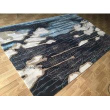Современные акриловые коврики ручной работы