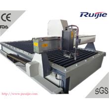 Máquina de corte 1500 do plasma da indústria do CNC * 3000mm
