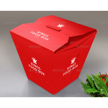 Lunch Packing Food Grade Paper Box (MX-016)