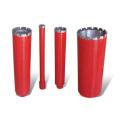 Лазерные сварные сверла с алмазным сердечником для бетона (JL-DCBL)