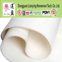 Filtre à haute efficacité moyenne Tissu en tissu non tissé