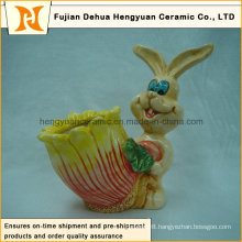 The Easter Bunny with Hop-Pocket