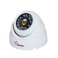 Ticari 2MP ip dome kamera sistemi