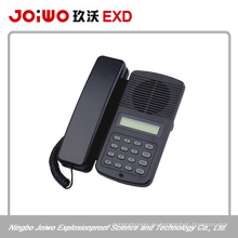China al por mayor de suministro de moda con cable teclado fijo teléfono