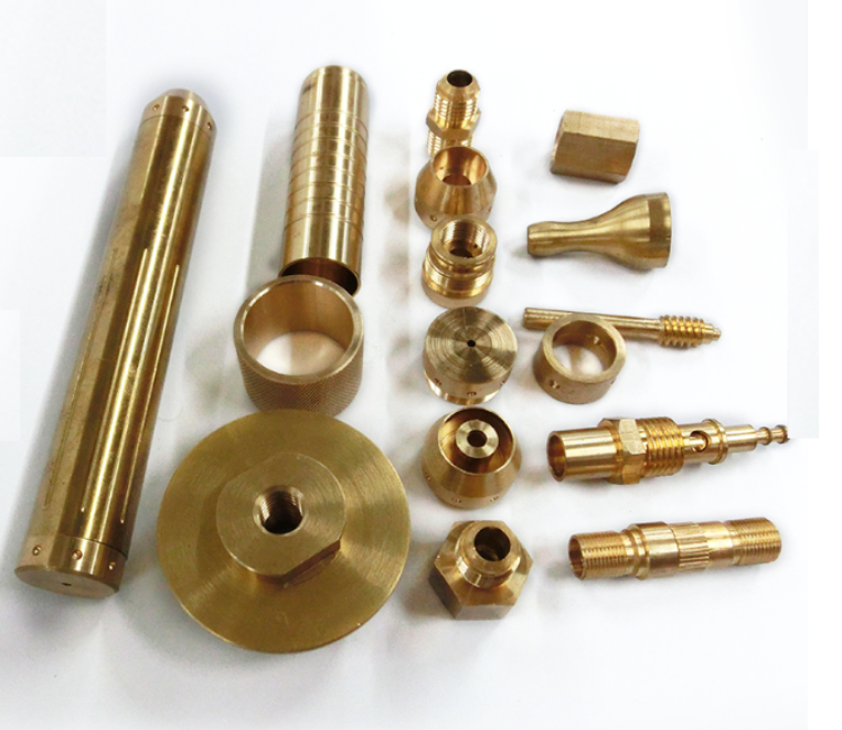 Precision Brass Pomponents