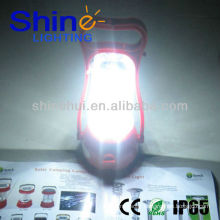 high efficiency 1 years warranty led lantern camping solar lantern and phone charger