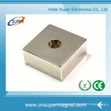 High Quality Strong Rectangular Ring Magnets