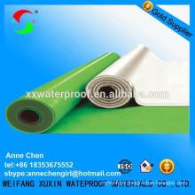 Membranes d'imperméabilisation de toiture de pvc de haute qualité