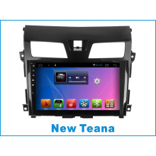 Sistema GPS GPS para Nuevo Teana con reproductor de DVD de coche / Navegación