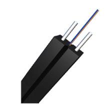 2 Core Gjxh FRP Strengthen LSZH FTTH Indoor Fiber Cable