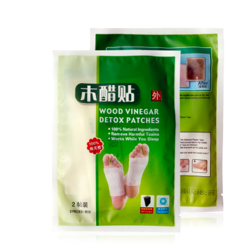 Bästsäljande 100% Natural Herbal Detox Foot Patch