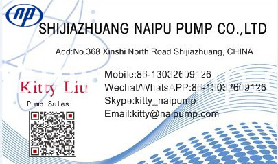Kittly Liu Slurry Pump
