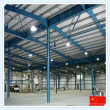 China Wiskind Q235 Q345 Grande Multi-Span Steel Frame