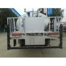 high efficient Dongfeng mini 3ton asphalt spreader,4x2 asphalt trucks sale