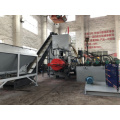 1250ton horizontale Stahlgranulat-Chips Brikettpresse