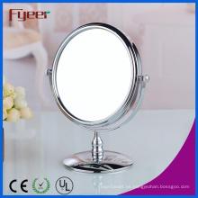Fyeer Hot Sale Desktop 8 pulgadas espejo de maquillaje redondo