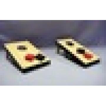 Juego de jardín mini juego de lanzamiento de bolsas de frijoles